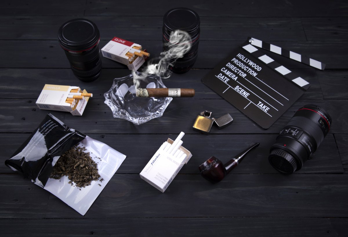 Honeyrose Herbal Cigarettes in Films, TV Shows and Theatre